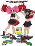 Birthday - Cheer Crush Routine