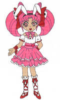 Chibi Cosplay 3 - Rabi en Rose by MasterOfRa