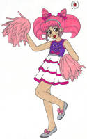 Cheer! Cheer! Chibiusa! by MasterOfRa