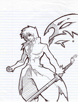 Deathbringer Touya Igurume