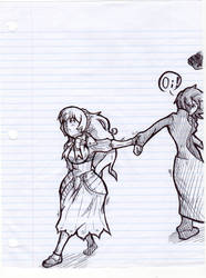 Touya and Lilac 2