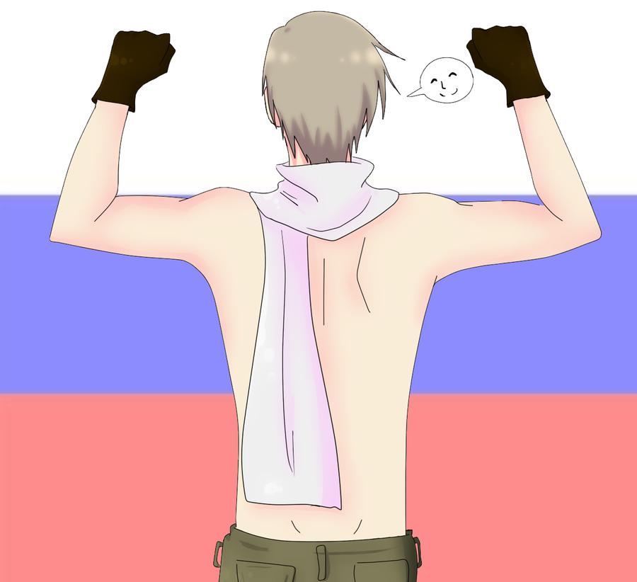 APH: Sexy back by ayochan