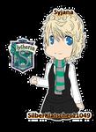 Pottermore ID for Syjana by ayochan