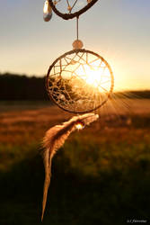 The dream catcher by Floreina-Photography