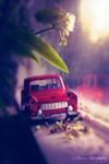 Windowsill road