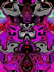 Pink Eye by Kicen