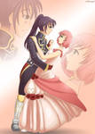 Tales of Vesperia - Princess and her Knight