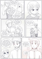 SF Side Story: Unconditional (page 9) by rufiangel