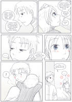 SF Side Story: Unconditional (page 13) by rufiangel