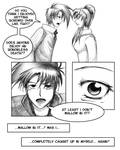 MT Doujinshi From Grey Page 2 by rufiangel