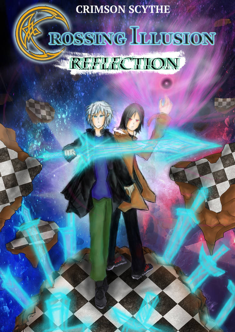 Crossing Illusion (Book Cover)