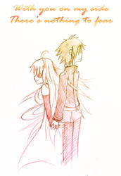Asurayuu - With You On My Side (colored)