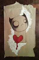 melting away by vampireDoLL