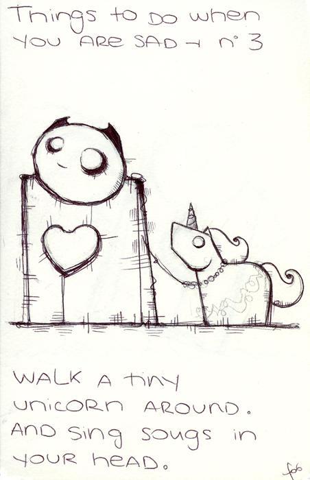 TTDWYAS 3: tiny unicorns by vampireDoLL