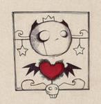 hearts stars skulls