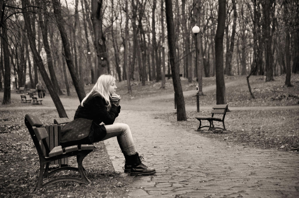 waiting. by daravanh