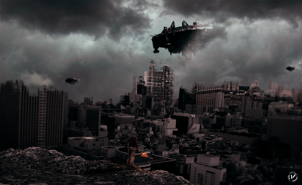 Invasion by svblackvicky