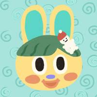 Toby ACNH/Sanrio Icon by cinnaminun