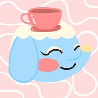 Chai ACNH/Sanrio Icon by cinnaminun