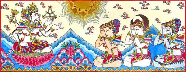 Batara Guru by Acannov