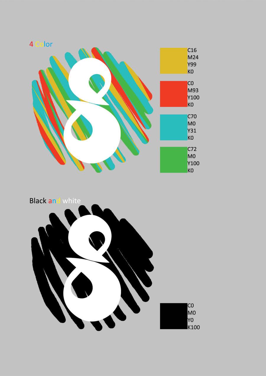 apparel logo design 8 3 4 by acannov watch designs interfaces logos ...