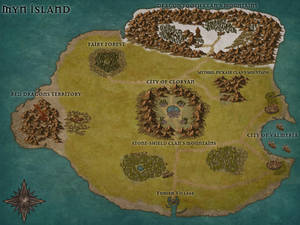 Mapa Myn HD