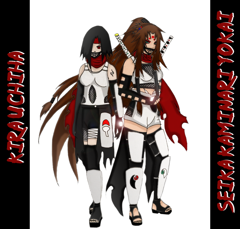 Seika_Kira_for the last battle by SoulOfPersephone