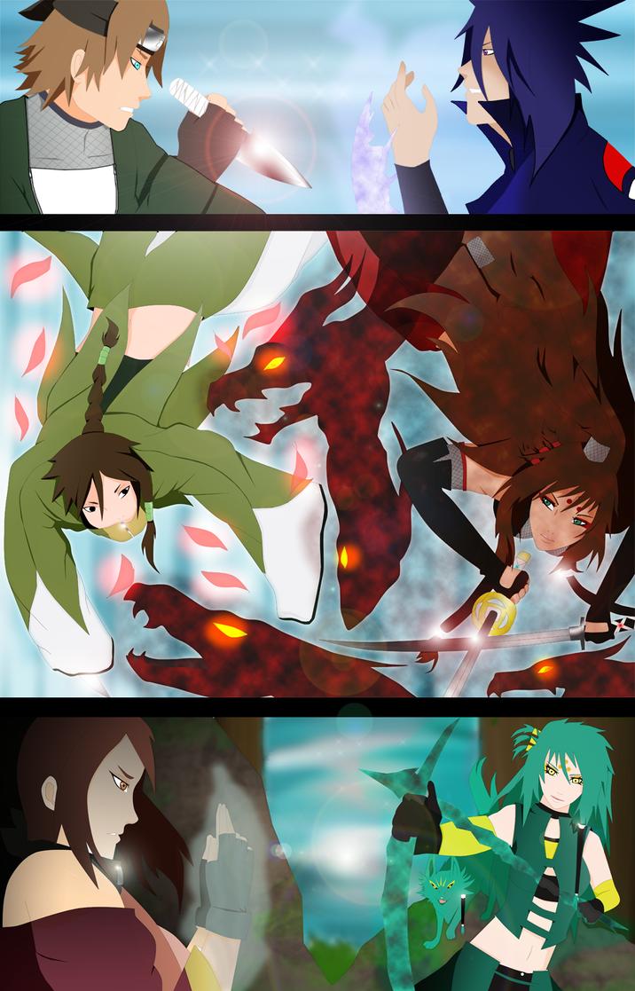 CE_  Warrior_s_Spirit by SoulOfPersephone