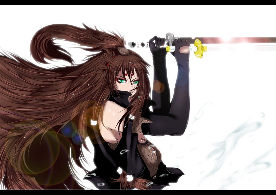 NSOc_Seika_Kaminari_Yokai_You will not stop me! by SoulOfPersephone