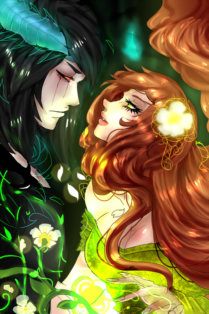 my Light, in my Darkness by SoulOfPersephone