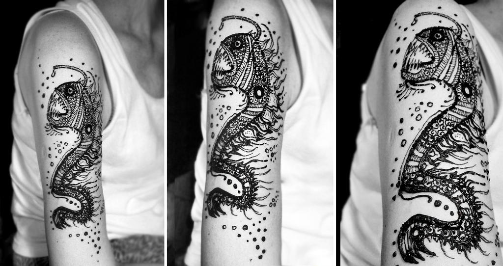 fish henna henna paste on by cydienne on deviantart. Black Bedroom Furniture Sets. Home Design Ideas