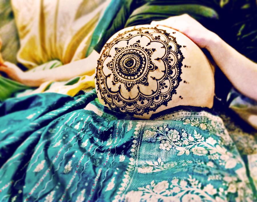 Henna Magic by cydienne