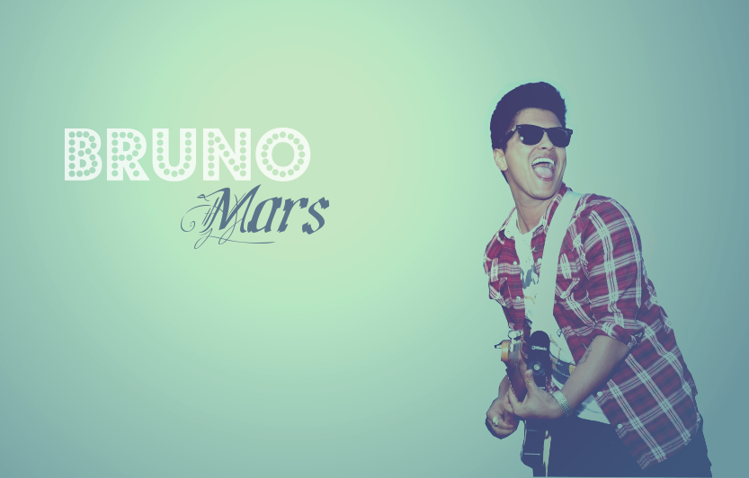 Bruno Mars Wallpaper By Ftv97 On DeviantArt