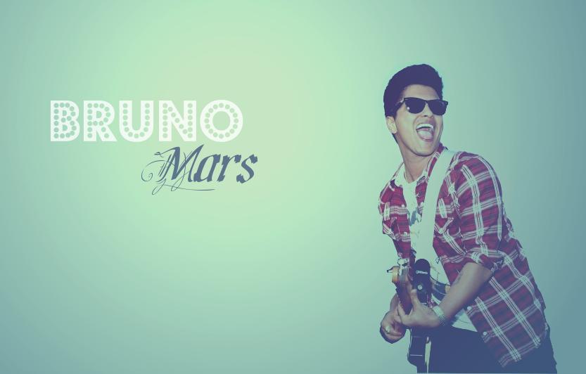 Bruno Mars Wallpaper By Ftv97 On DeviantArt