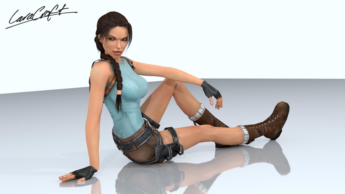 Lara croft teen 6