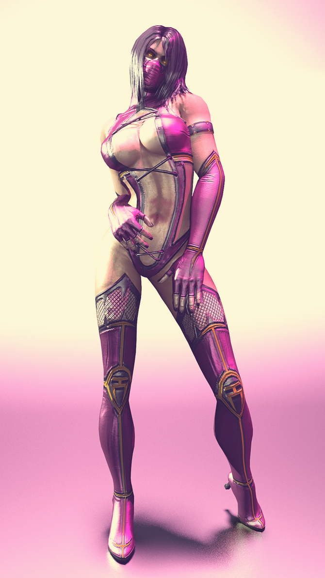 Mileena by TheRaiderInside