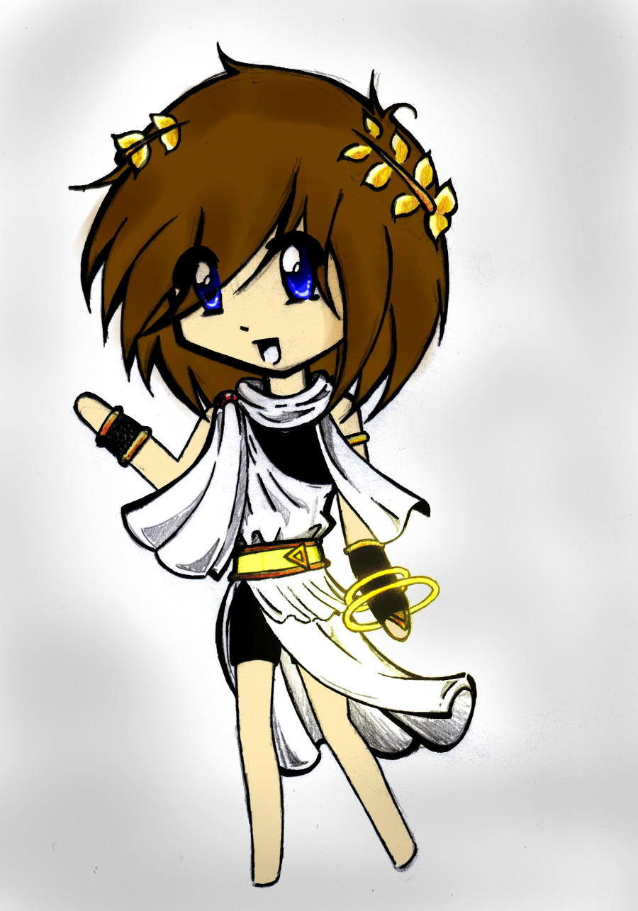 Kid Icarus Pit Chibi By Lozlocs On DeviantArt