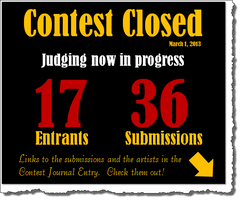 Lady Merreth's First Contest is now Closed by LadyMerrethsAuthor