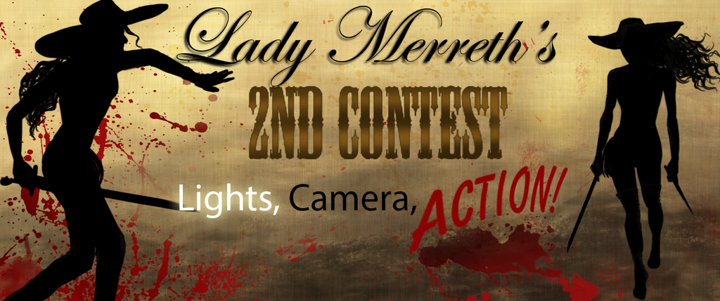 2nd contest Banner by LadyMerrethsAuthor