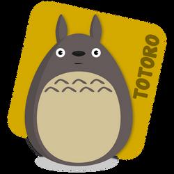 Totoro by MawsCM