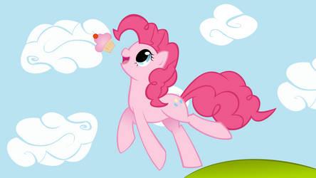 Pinkie Pie Cupcake by MawsCM