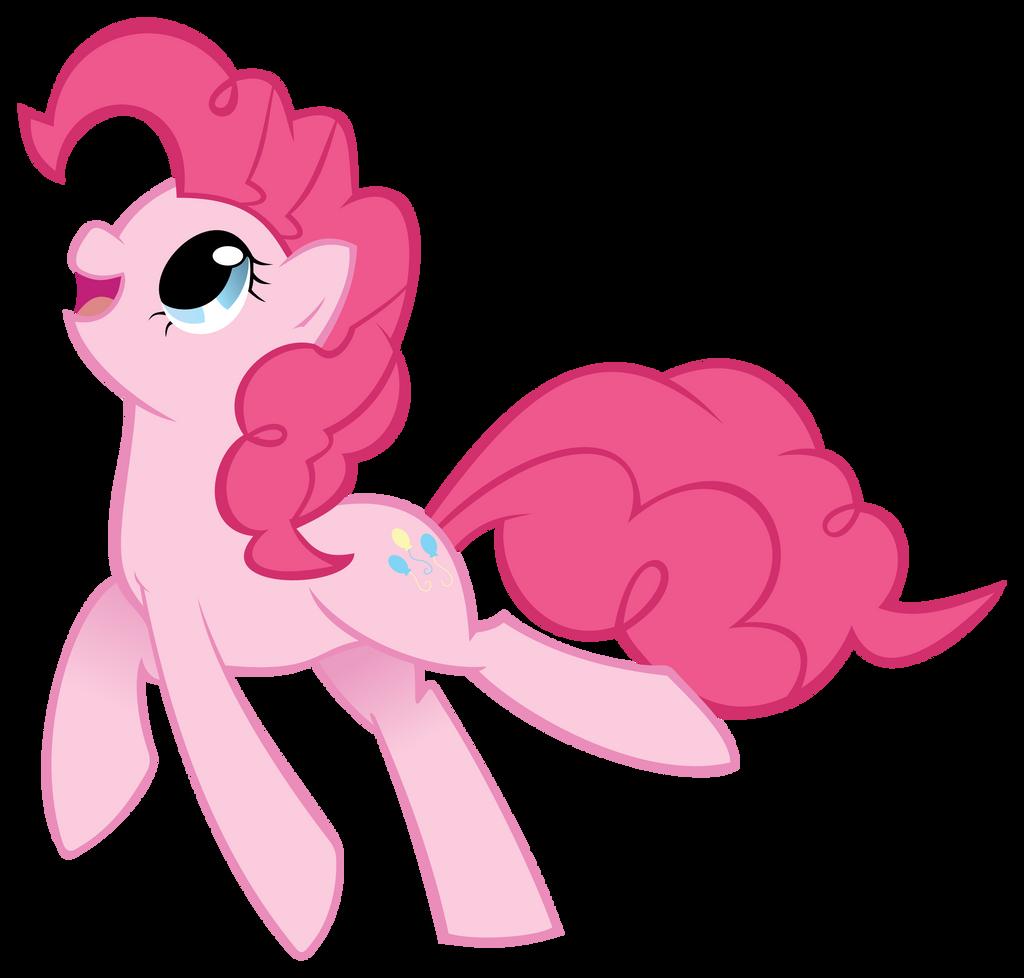 Pinkie Pie by MawsCM
