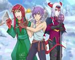 Kingdom of Ice Trio