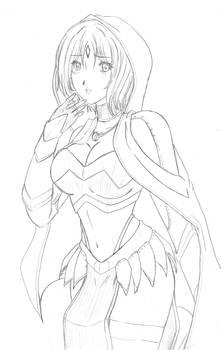 Kayna - new armor