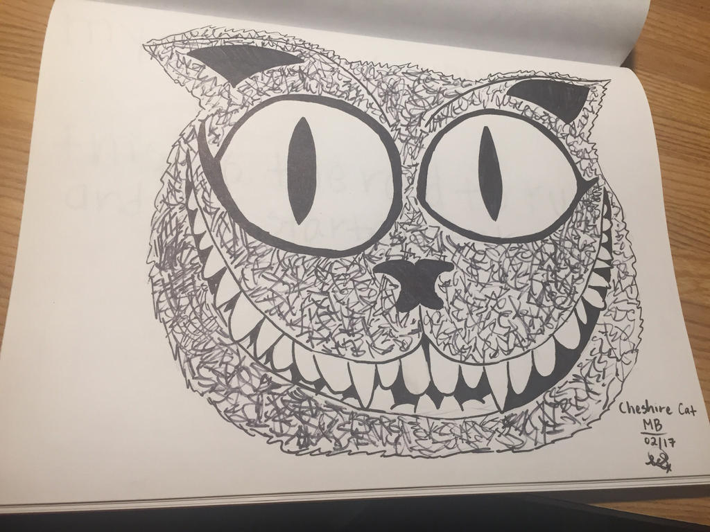 Cheshire Cat by mirabaliga