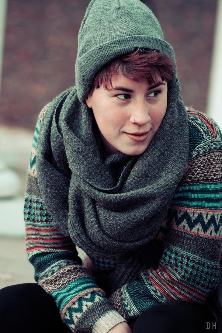 Just a Portrait by BeyondxPhotography