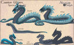 AS: Carrion Wyrm Species