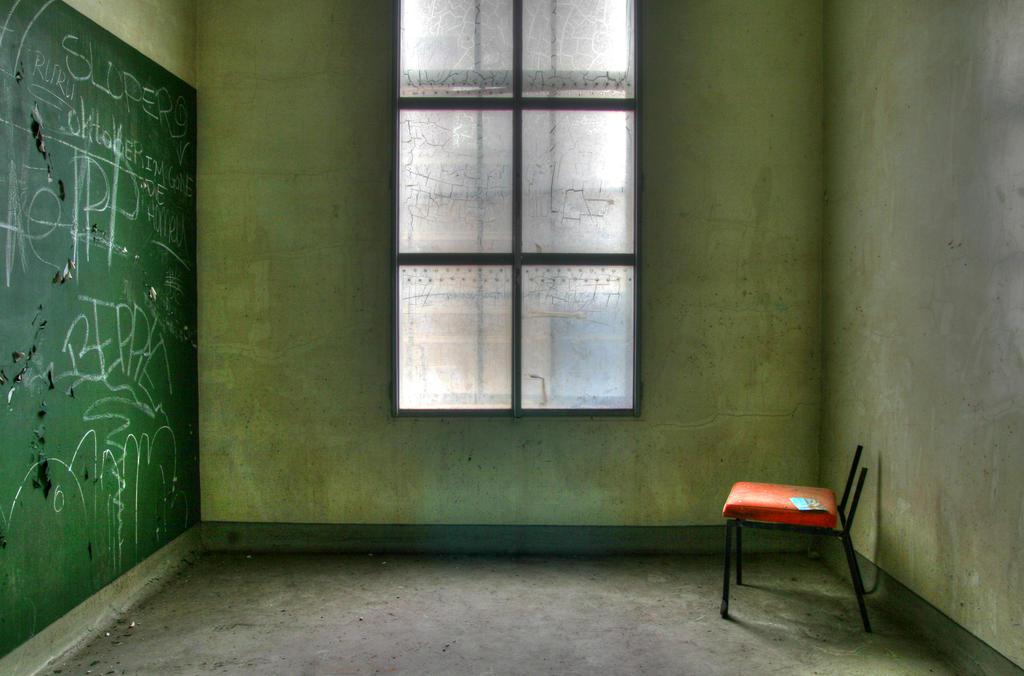 Alone by PatrickNijhuis