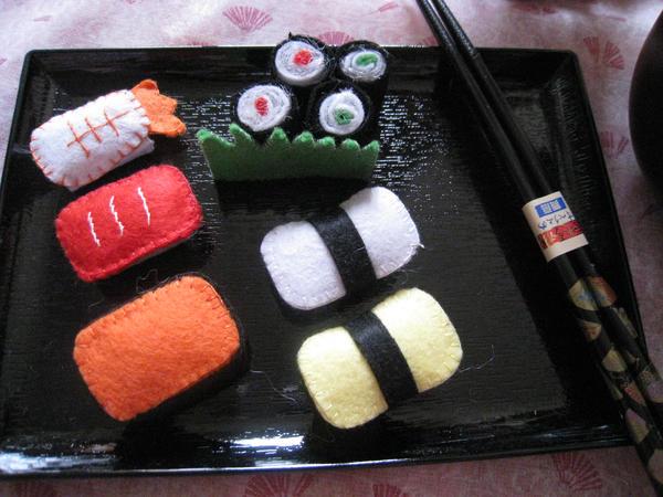 Sushi 2 by umedayuki88