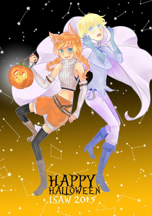 HAPPY HALLOWEEN 2015 by Suzy-ISAW